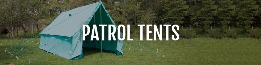 Patrol Tents  sc 1 st  Blacks of Greenock & Canvas patrol tents for scouts guides and groups - Blacks of Greenock