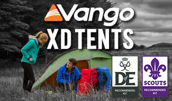 Vango XD Tents for Groups