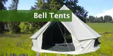 Canvas Bell Tents & Blacks of Greenock - Blacks of Greenock