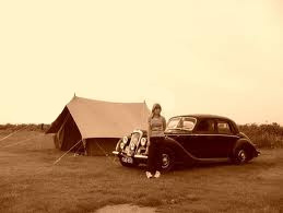 Camping in the sixties