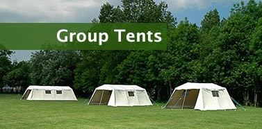 Group Bungalow Tents
