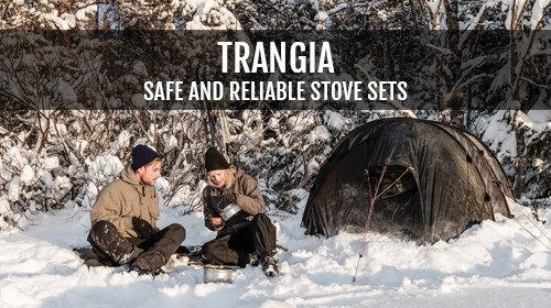 Trangia Cooking System